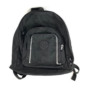 Kipling 3-Zippered Closure Compartment Backpack
